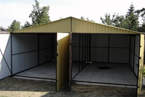 Заказать каркасный гараж