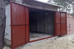 Ворота раздвижные для гаража своими руками