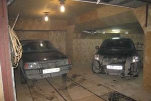 Подземный гараж в частном доме своими руками